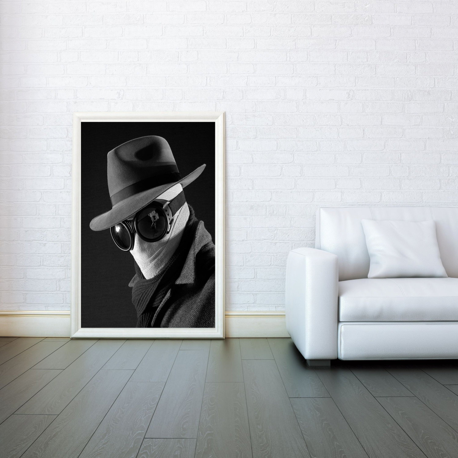 Invisible man movie art prints posters wall art print poster any size black and white poster